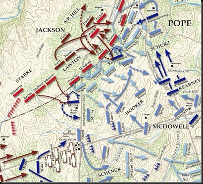 Second Manassas-August 29, 1862