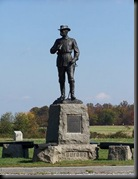 Buford's Statue at Gettysburg