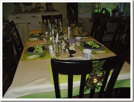 A SPRING TABLE 006