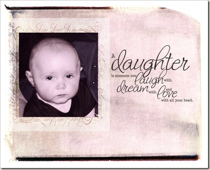 daughter you love