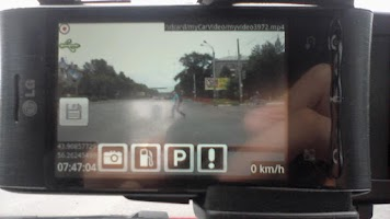 Screenshot of MyCarVideo