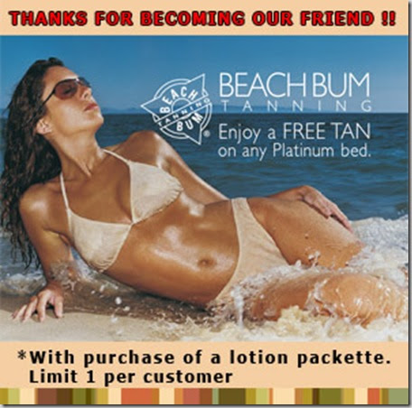 Beach Bum Tanning Commack New York