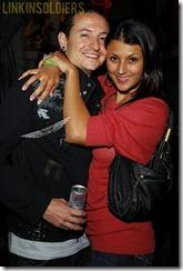Chester Bennington y su esposa Talinda linkinsoldiers 4