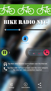 Bike Radio NYC - screenshot