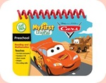My First LeapPad Educational Book Cars