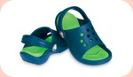 crocs kids scutes
