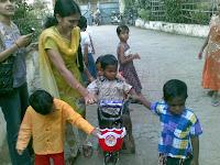Kajal Coaching Aakash Rakesh