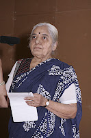 Sushri Ilabahen Pathak's Moving Speech