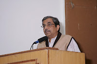 Welcome Address by Shri Sudarshan Iyengar