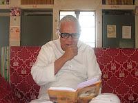 Prakashbhai Finishes Half The Book