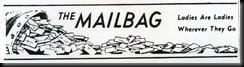 Mailbag Graphic