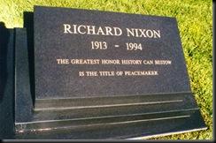 Nixon Grave