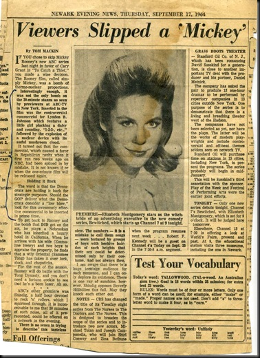 Daisy-Newark Evening News-09-17-64-low