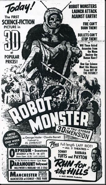 Lo-Robot Monster-Ad