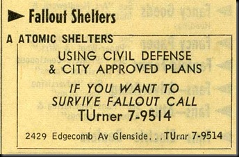 First Fallout
