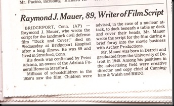Mauer-NYT-Obit-2-20-06