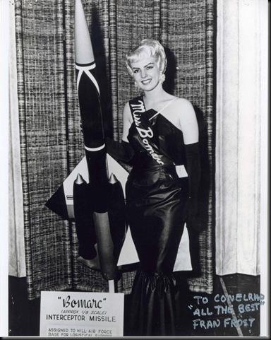 Атомная мисс, 1958