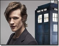 **THIS IMAGE IS UNDER STRICT EMBARGO UNTIL 18:10 HOURS SATURDAY 3RD JANUARY 2009**Picture Shows: MATT SMITH - the eleventh DOCTOR WHO