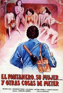 Poster de El Fontanero su Mujer y Otras Cosas de Meter