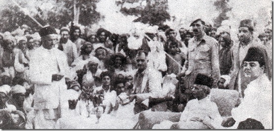 Quaid-e-Azam with the Minorities