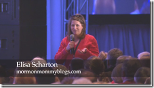 RootsTech Elder Richard G Scott panelists Elisa Scharton[7]
