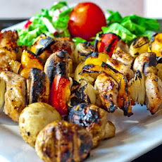 Turkey Kabobs