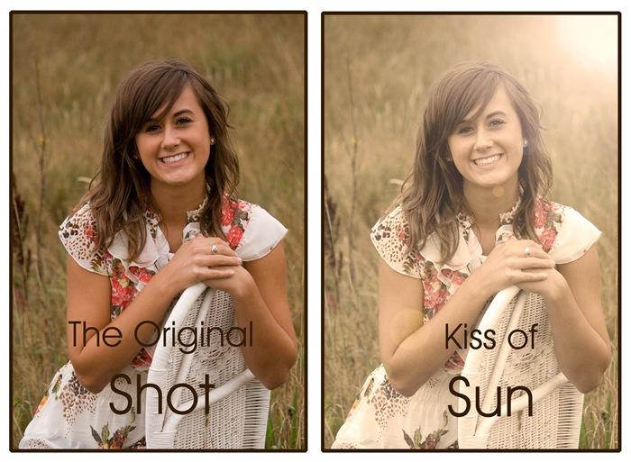 kiss of sun