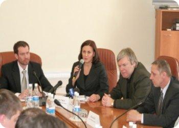 фото Круглый стол в администрации