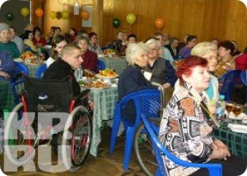 """Юбилей тверского клуба инвалидов """"Надежда"""""""