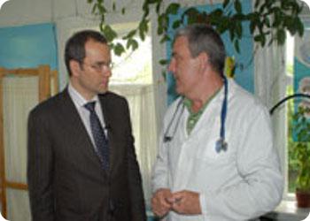 фото Здравоохранение в Калининском районе