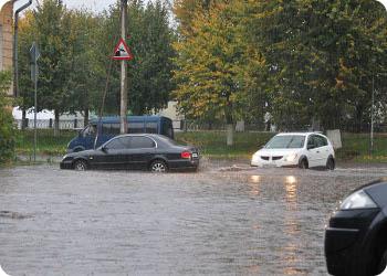 АТИ приступает к проверке систем ливневой канализации