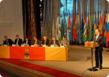 Тверская область в пятый раз отметила региональный День герба и флага