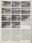 Surfer Magazine March 1978 - Russ Short cutback