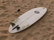 EVO6 bonzer Atlantic POD - Tim Stafford Custom Surfboards, Cornwall