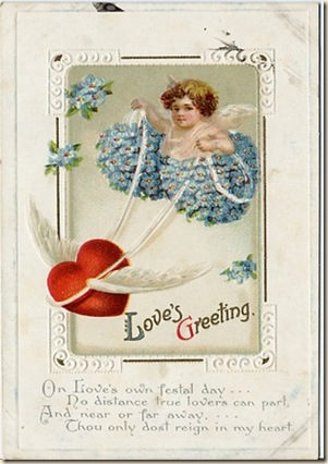 vintage-victorian-valentines-cherub-greeting-card-blue-flowers-heart-with-wings