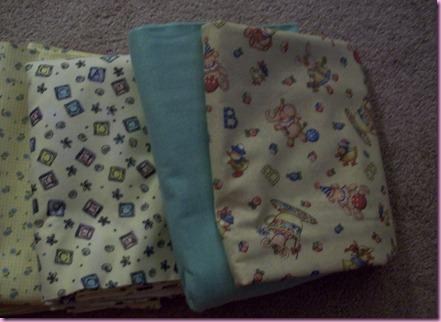 baby quilt Sheila 009