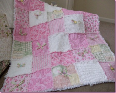 Lucy's finished Quilt 006