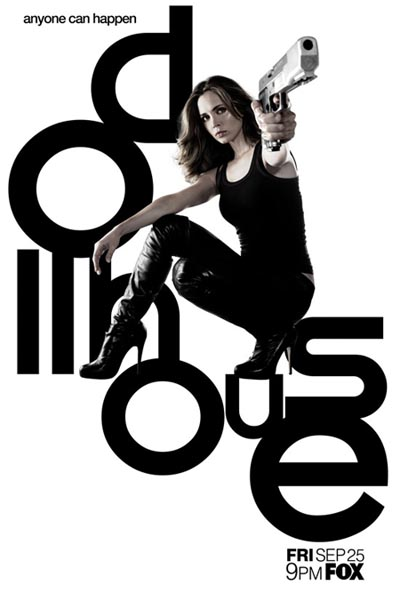 dollhouse s2 poster Dollhouse  2ª Temporada  RMVB  Legendado