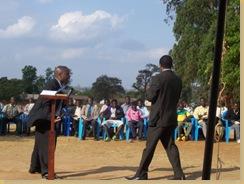 Rev. Edward Chitsonga