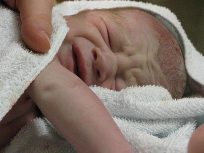 Calvin Birth 034