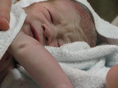 Calvin Birth 036