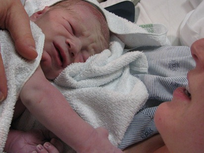 Calvin Birth 038
