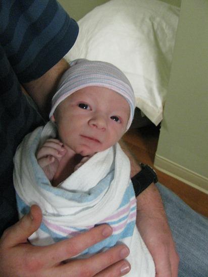 Calvin Birth 047