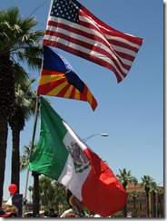 flags of unity