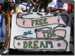 free the dream