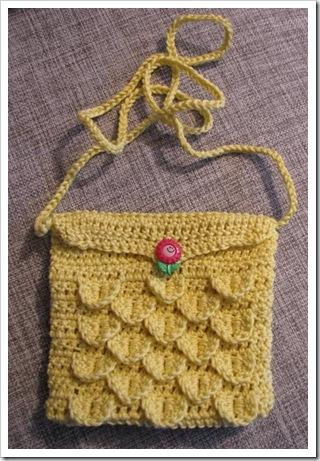 frualbertssons-gul väska