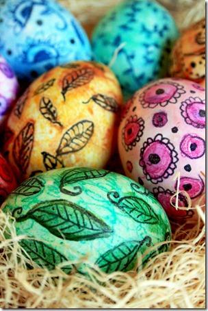 alisa burke -vattenfärg ägg