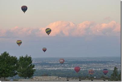 Albuquerque Balloon Festival 2009 021