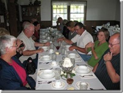 Amish Dinner