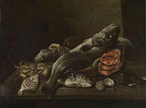 RIJKS: Isaac van Duynen: painting 1681